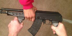 Thoughts from Maharrey Head #50: Guns