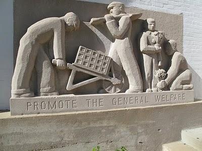promote general welfare thomas