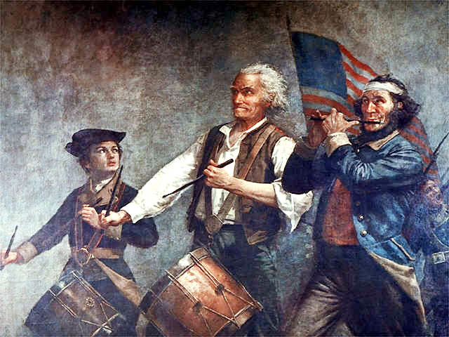 american-revolution-drummers