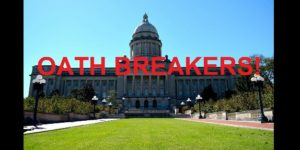 Kentucky Oath Breakers Approve REAL ID; Gov. Bevin Will Break Oath and Sign