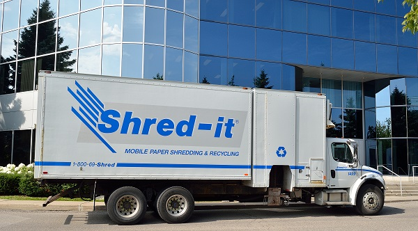 Shred-it small