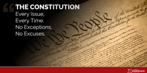 The Constitution: A Tool for Decentralization and Liberty  (Video-Speech)