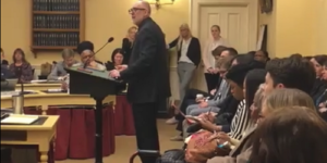 Testimony on the Tenth Amendment and Nullification Before the Ohio House Federalism Committee (Audio)