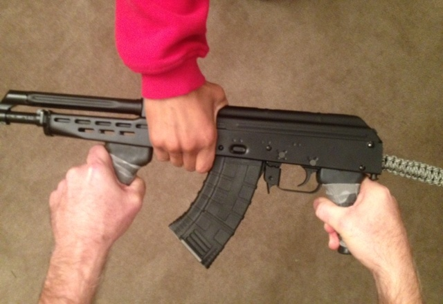 133 Words or Less: You Don't 'Need' an 'Assault Rifle'