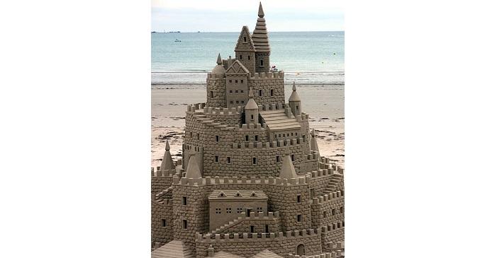 Political Sand Castles