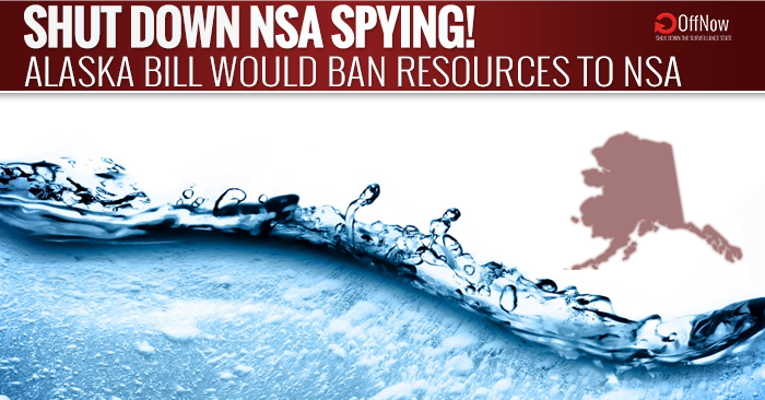 Maharrey Testifies Before Alaska Senate Committee on Bill to Take On NSA Spying