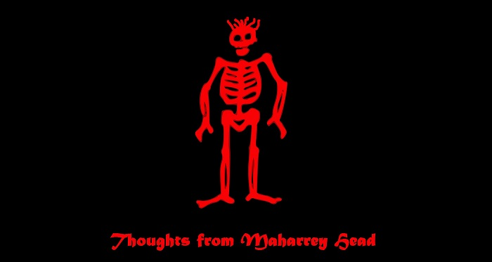 Thoughts from Maharrey Head #24: Why Not War?