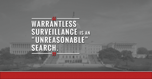 The Federal Government Fails to Stop Federal Government Spying…Again