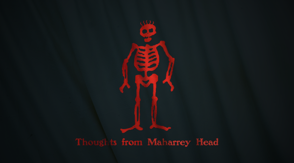 Thoughts from Maharrey Head #28: The Constitutional Limits of Presidential Power