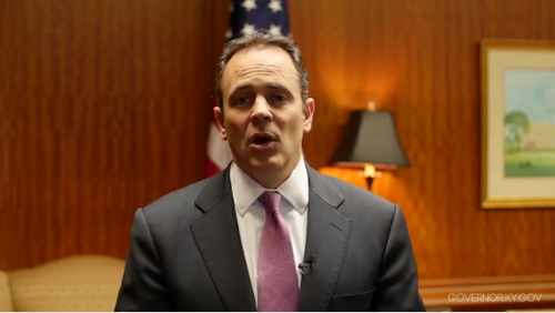 Kentucky Gov. Bevin Just Another Federal Supremacist Lying About REAL ID