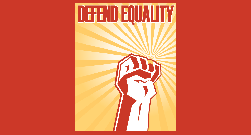 Thoughts from Maharrey Head #65: What Is Equality?