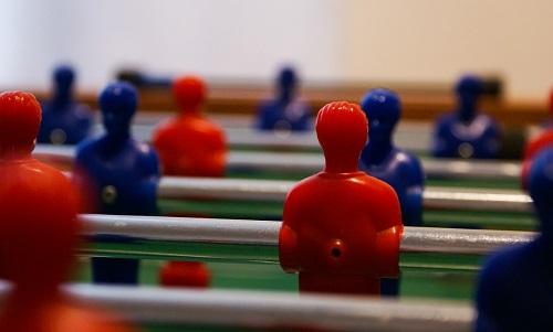 Thoughts from Maharrey Head #92: Red Team! Blue Team! Rah! Rah!