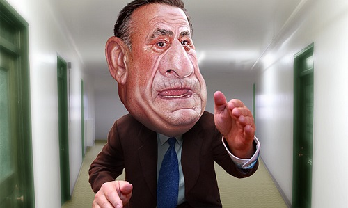 Maine Governor Wants Feds to Bring the Hammer Down on His Own State