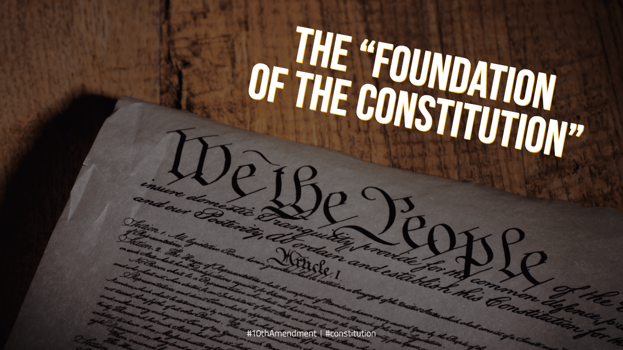 The Best Short Intro to the Real Constitution