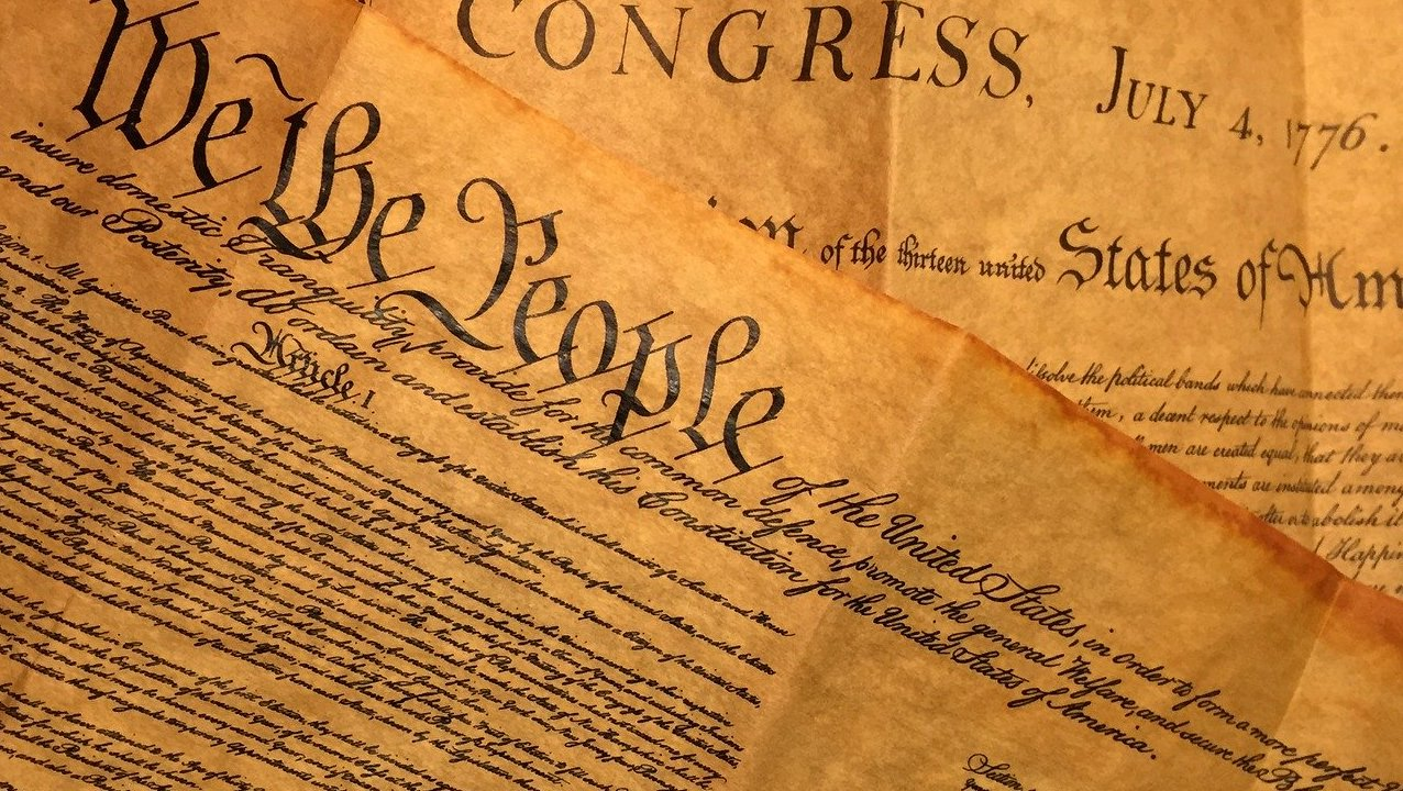 The Constitution Isn't Meant to Protect Your Liberty