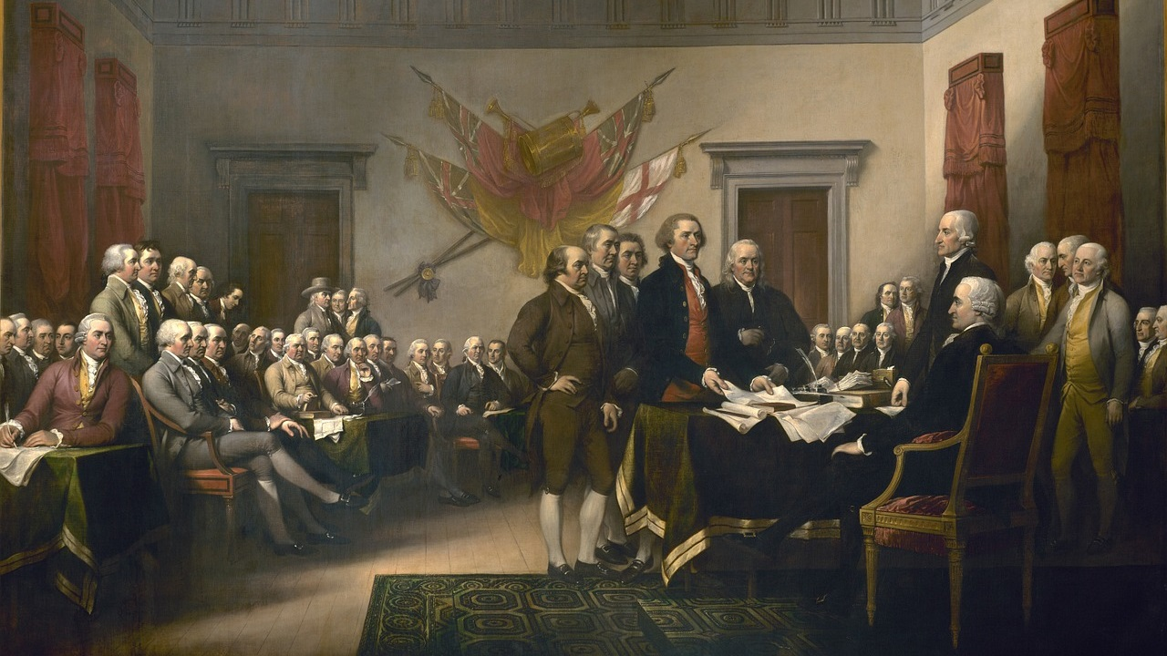 Don't Miss the Most Important Part of the Declaration of Independence